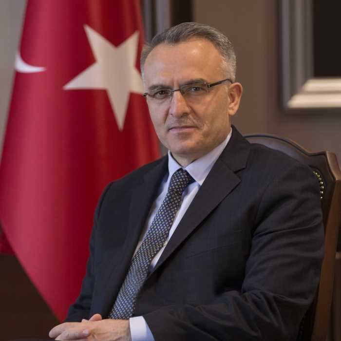 Hemşehrimiz Naci Ağbal, Merkez Bankası Başkanı oldu